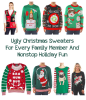 Ugly Christmas Sweater Roundup