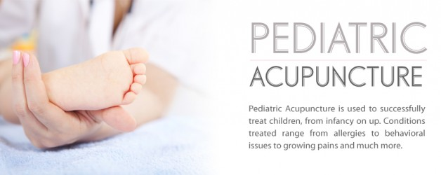 Now Offering Pediatric Acupuncture!