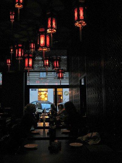 SHANGHAI TAN, INTERIOR DESIGN RESTAURANT | kroenland.com