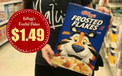 Ritzy Us To Print Se Oz Boxes Are Included Kroger Krogermega Event New Coupon Frosted Flakes Cereal Only We Have A Brand New Frosted Flakes Coupon That Showed Up Thismorning