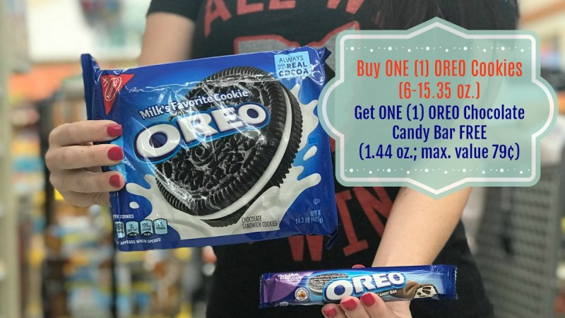 Large Of Oreo Chocolate Candy Bar