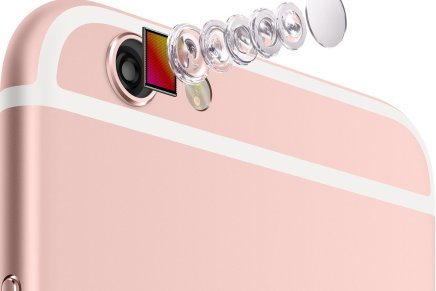 Over dat de Iphone 7 Plus wordt vergeleken met een DSLR
