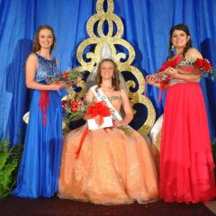 Madison Rater is the 2014 Dairy Festival Queen