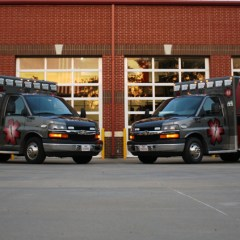 Hopkins County EMS Receives American Heart Association Award