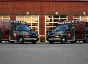 Thank You EMS, Just a Day in the Life of our Team at Memorial Hospital.