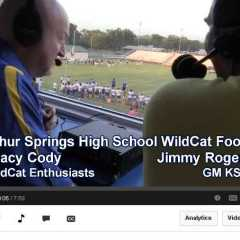 Wildcats VS Royce City Friday Night