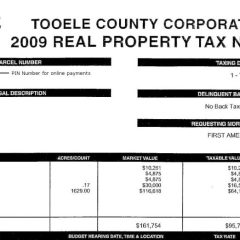 Tax Notices are Coming Soon to Hopkins County Property Owners