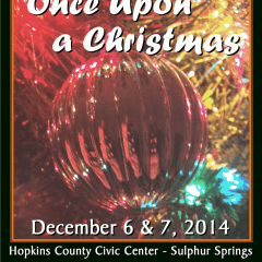 Choral Society Annual Christmas Concert Dec. 6-7