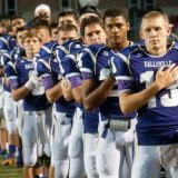 Hallsville Friday Night With Playoff Implications