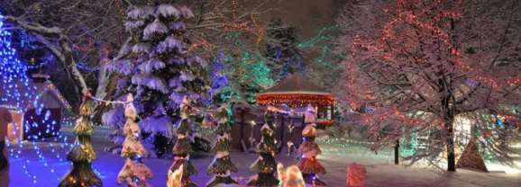 Christmas in the Park This Saturday and Dec. 5th