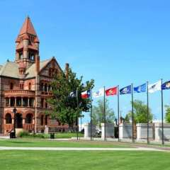 """Reminder"" 120th Anniversary of Hopkins County Courthouse!"