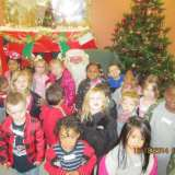 Little Texans Day Care came and sang at the Senior Citizens Center on Friday during the Christmas Party