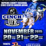 Rodeo Week in Sulphur Springs November 16-22