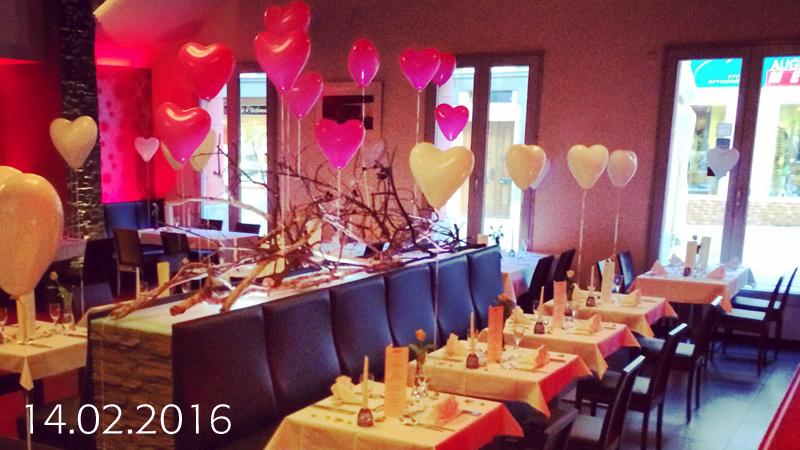 Valentinstag 14.02.2016