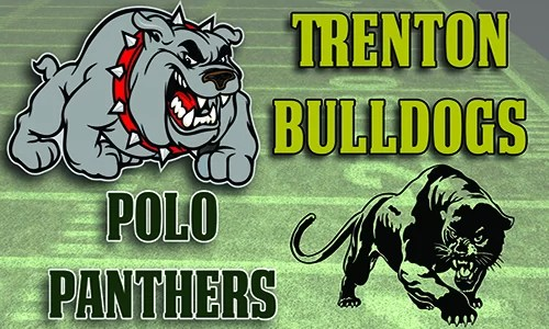 Trenton High School takes on the Polo Panthers Live on KTTN-TV