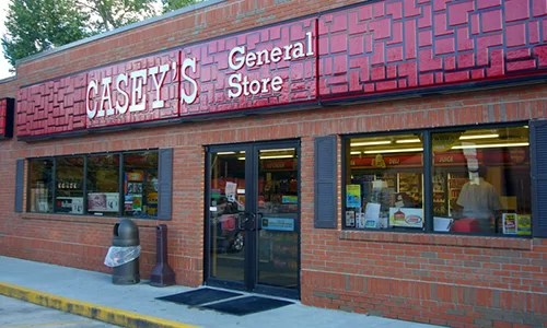 Arrest warrants issued for Casey's robbery in Unionville