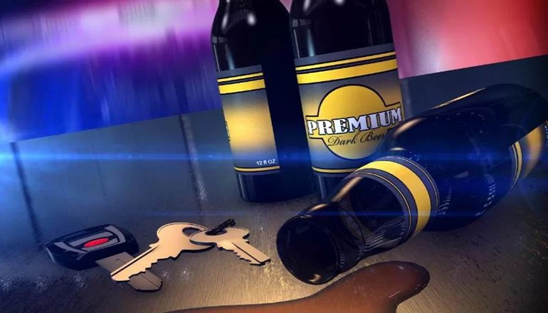 Chillicothe woman arrested after crash on dead-end road; Charged with DWI