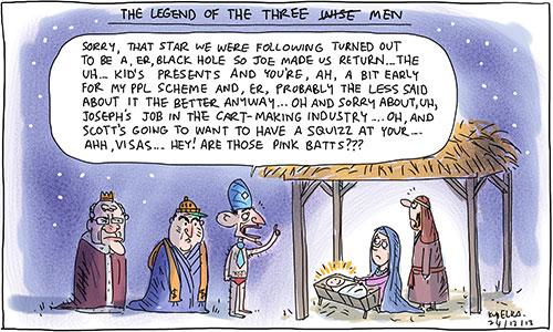 The Australian 24 December 2013