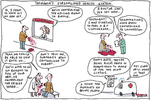 The Hobart Mercury 26 July 2014