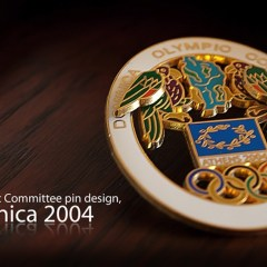 National Olympic Committee Pins