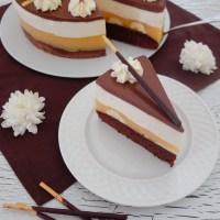 Bananen-Schoko-Torte - besser bekannt als Mikado-Torte