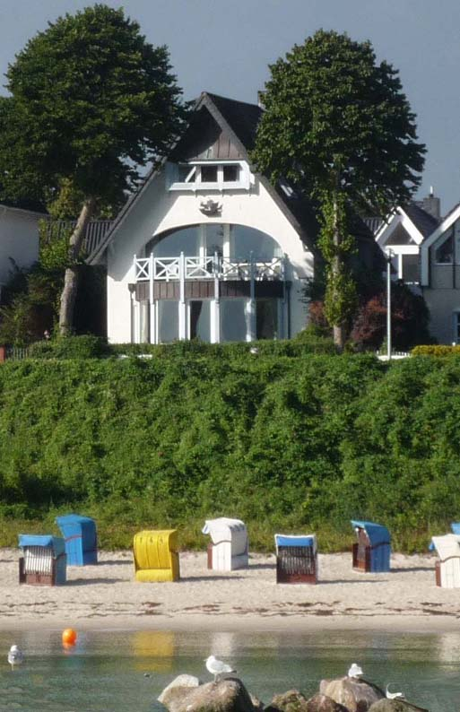 IhreOstsee-Strandvilla an der Kieler Außenförde