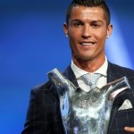 Cristiano Ronaldo Named The UEFA Best Player In Europe