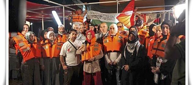 Serangan Israel Ke Atas Konvoi Bantuan Kemanusiaan Ke Gaza