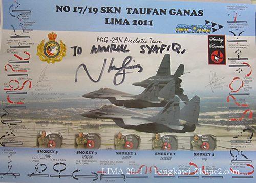 MiG-29N Smokey Bandit Squadron 17