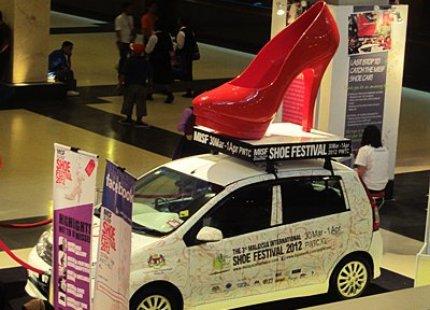 Malaysia Internation Shoe Festival 2012