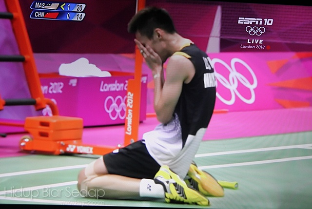 badminton olympic 2012