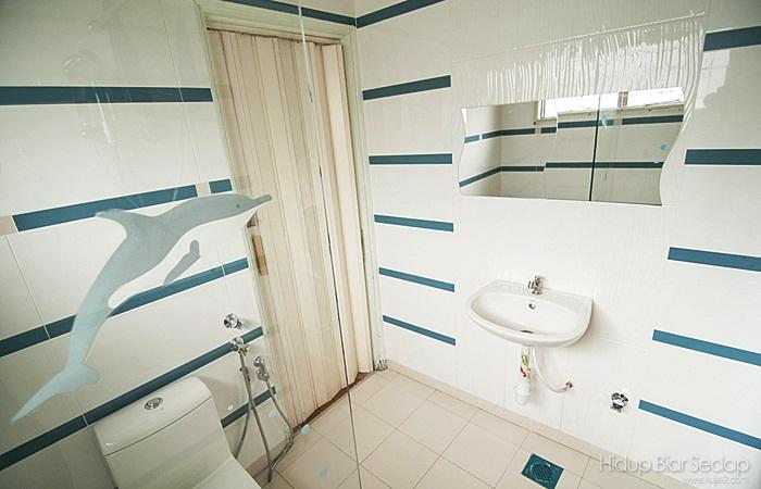 contoh jubin bilik air