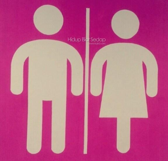 tandas awam GM Klang