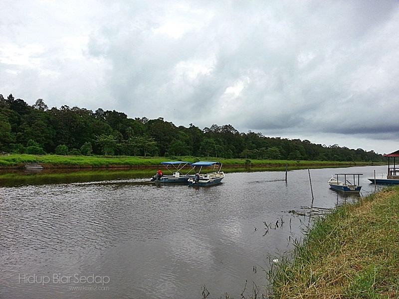 Terusan Utama Sungai Sireh