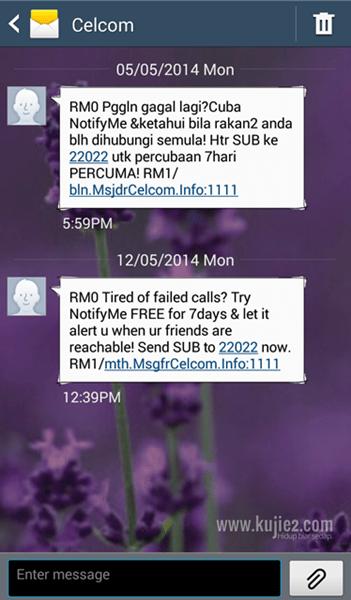 sms celcom 22022
