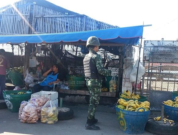 keselamatan di Tak Bai