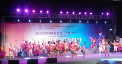 Gains Of Event- Destination North East 2016- 12 To 14 Feb- New Delhi