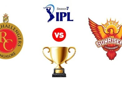 VIVO IPL 9, 2016- Predictions- Finals- 29 May- RCB Vs SRH- Who Will Win?