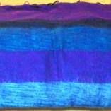 blue yakwool