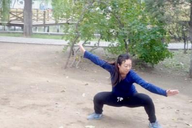 Pi Gua Quan (entraînement des professeurs en Chine)