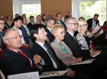 Auditorium bei der Jahrestagung des Kunststoff-Clusters 2016.   Foto: Business Upper Austria