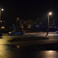 Wypadek drogowy na ul. Sowińskiego