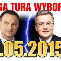 Wygrał Bronisław Komorowski, choć Prezydentem jest Andrzej Duda