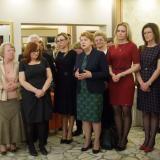 Spotkanie z okazji Wielkiej Nocy działaczy i sympatyków Prawa i Sprawiedliwości  w Wyszkowie