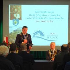 Jubileusz nadania Serockowi praw miejskich, Święto Patrona Serocka św. Wojciecha i mnóstwo atrakcji…
