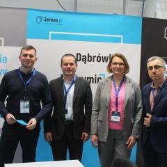 Kobyłka, Dąbrówka i Radzymin na targach gruntów inwestycyjnych INVESTATE POLAND