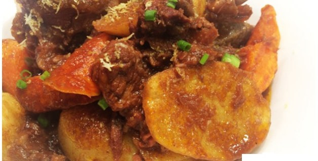 Pinoy-style Mechado Recipe