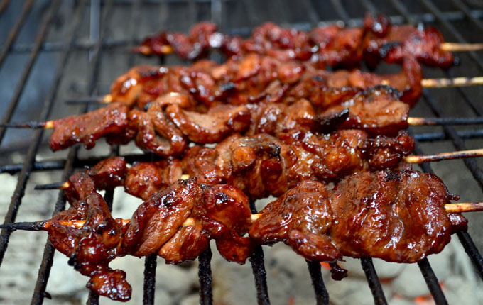 Pinoy Pork Barbecue