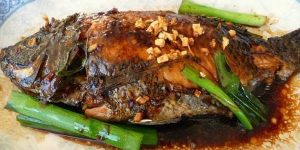 Asian-Style Tilapia Recipe