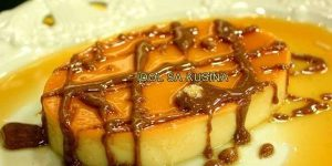 Coffee Chili Leche Flan Recipe